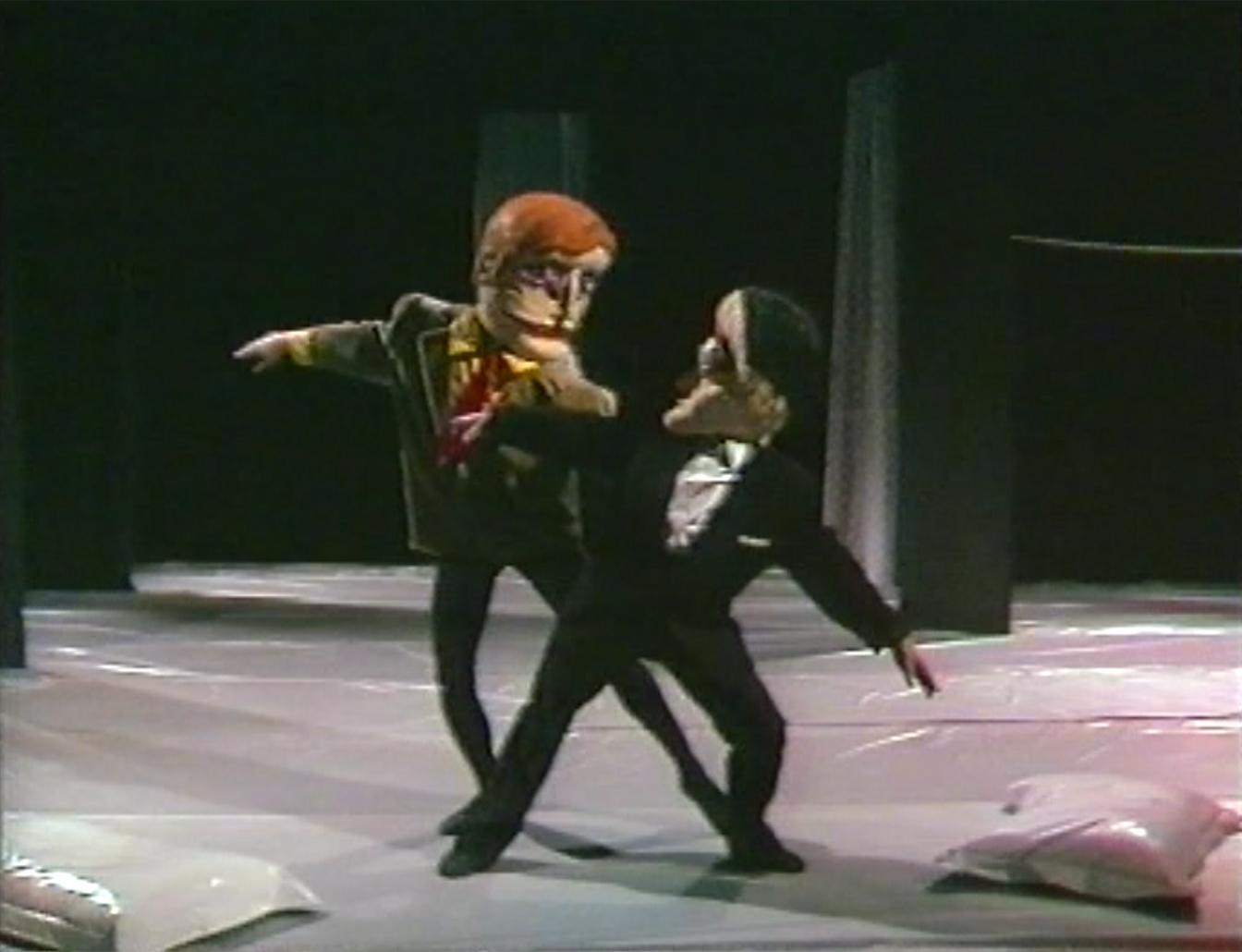 Overture For A Requiem - Theatre Maska i Pokret
