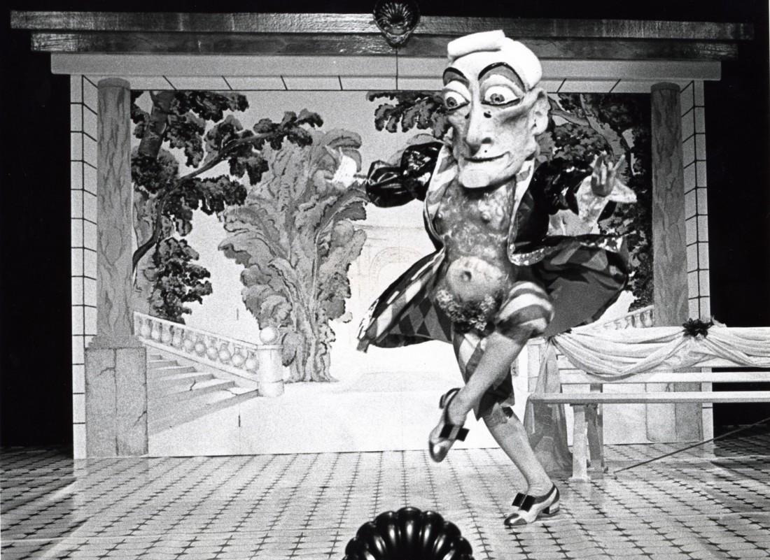 Le Triomphe de la Fidélité - Nieuw Symbolistisch Theater