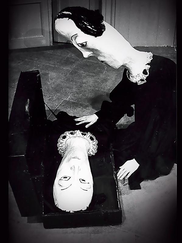Ispovijest gospođice Leopoldine, teatar Maska i Pokret