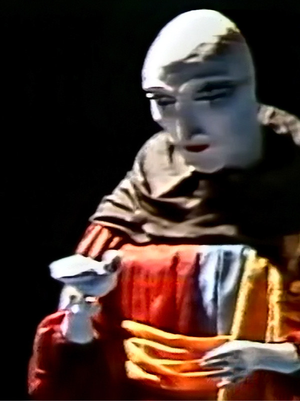 Neko je ubio pjesmu - teatar maska i pokret