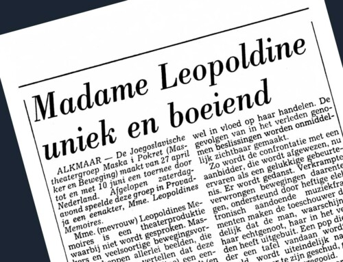MADAME LEOPOLDINE UNIQUE AND EXCITING