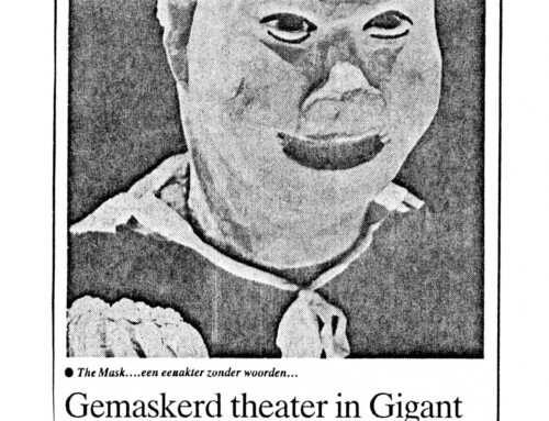 MASKED THEATRE IN GIGANT