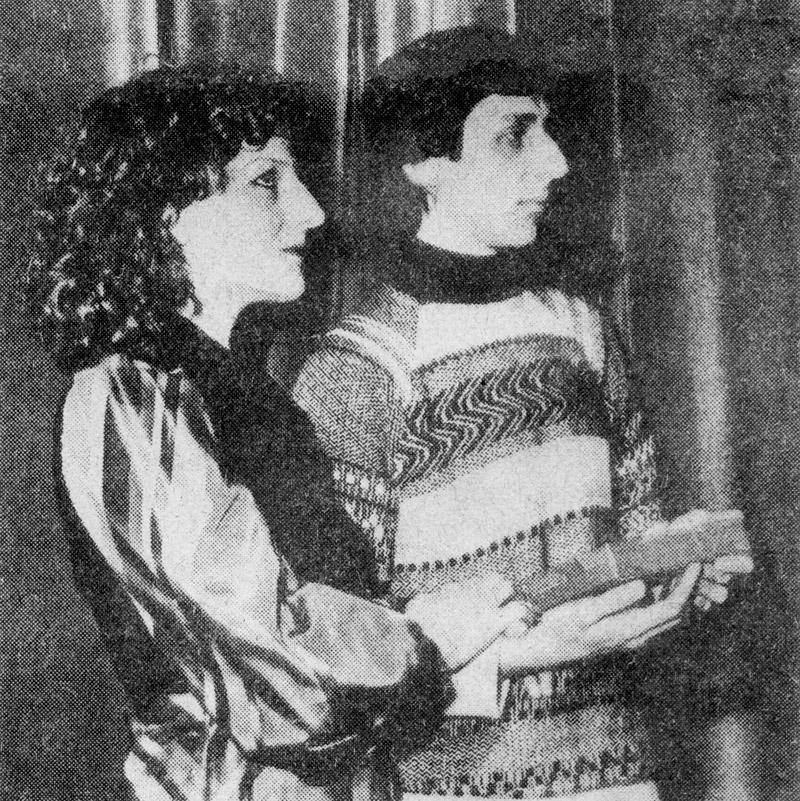 Iva Kostovic-Mandic & Petar Mandic