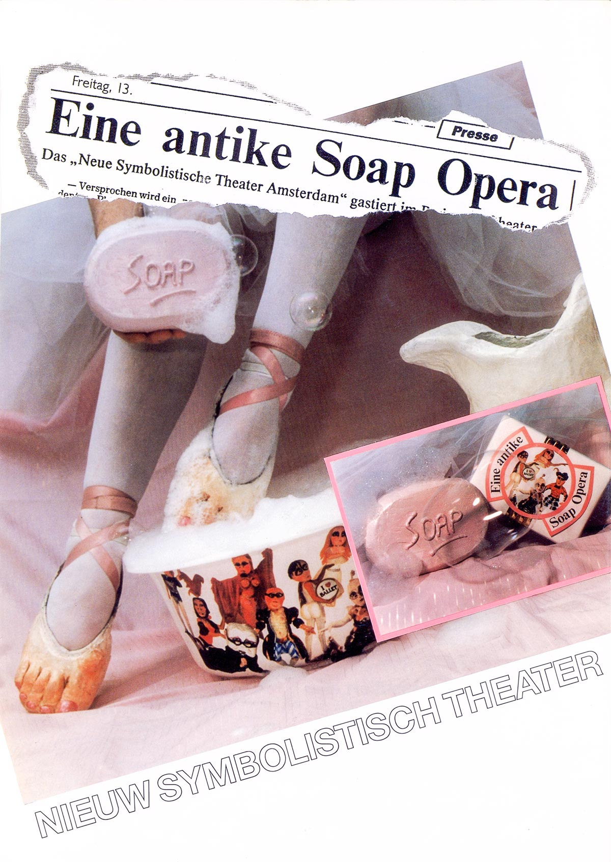 Eine Antike Soap Opera - Nieuw Symbolistisch Theater