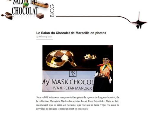 Salon du Chocolat de Marseille en…