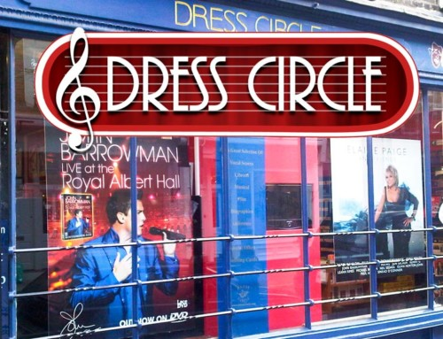 Dress Circle, the show business shop in London – West End