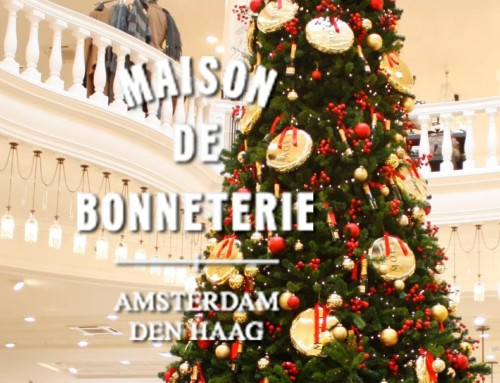 My Mask Chocolate at Maison de Bonneterie – Christmas Special