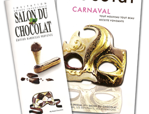 My Mask in focus at Salon du Chocolat Marseille