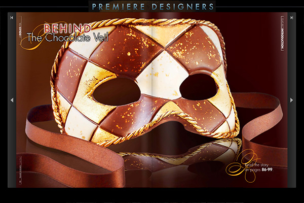 My Mask Chocolate - PremiereDesigniers - publication