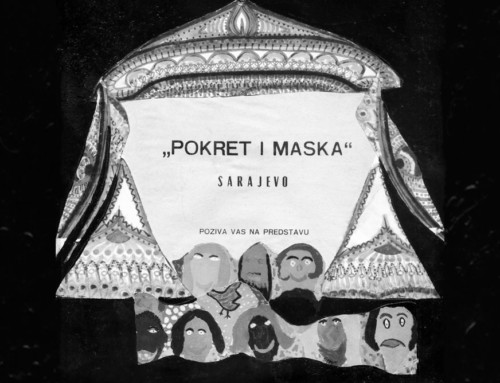 DANCE GROUP POKRET I MASKA